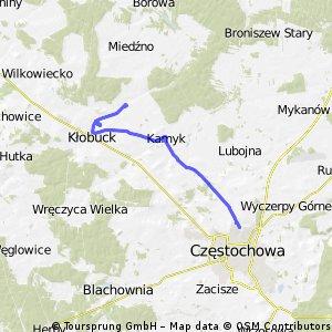 Częstochowa Tysiąclecie- Łobodno