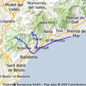 Vuelta Maresme