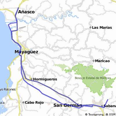 Anasco - Sabana Grande