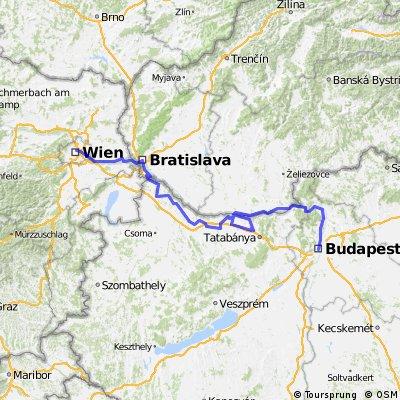 Vienna-Budapest