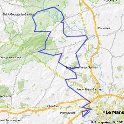 2013. 03. 31. Vallée de la Sarthe