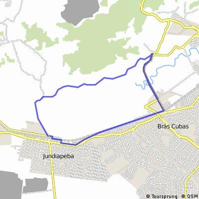 Trilha - Suzano / Jundiapeba