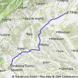 Targu Jiu - Drobeta