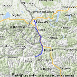 Ciclovia Alpe-Adria - Teil 1