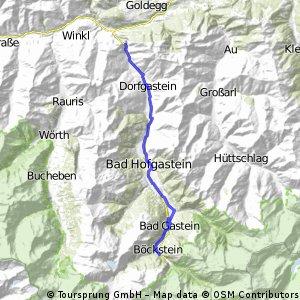 Ciclovia Alpe-Adria - Teil 2