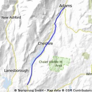 Ashuwillticook Rail Trail