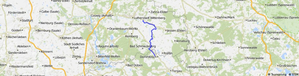 Elbradwegtour - Etappe 2 Teil 2