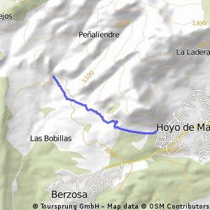 Hoyo -Cascada
