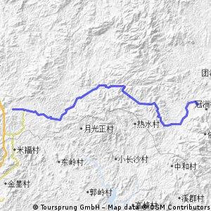 130401 江西省南橋鎮至江西省定南縣