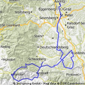 Kitzeck-Kreuzberg-Weinstraße-Radelj-Soboth