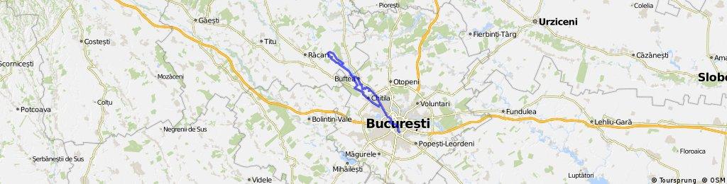 Bazilescu - Ciocănești - Tineretului