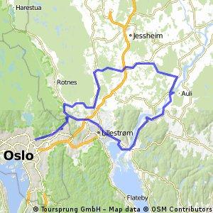 Oslo-Nittedal-Frogner-Fet-Oslo