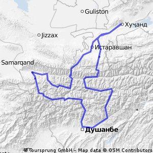 ТАДЖИКИСТАН-2013