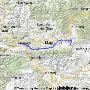 UL_Bleiburg - Villach