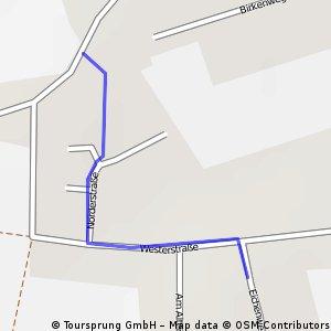 Schnitzeljagd Karte 1