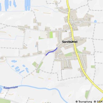 Schnitzeljagd Karte 2