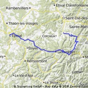 Tour de Lorraine 6