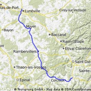 Tour de Lorraine 7