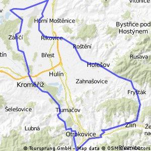 Trenink 13.4.2013