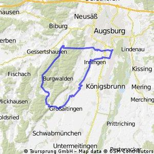 Augsburg Reinhartshofen Wellenburg