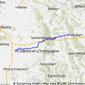 Tag 7 Chalons en Champagne