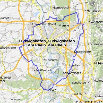 Runkurs um Mannheim