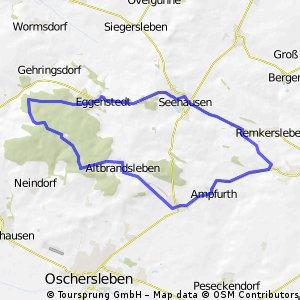 Seehausen/Börde Rundkurs
