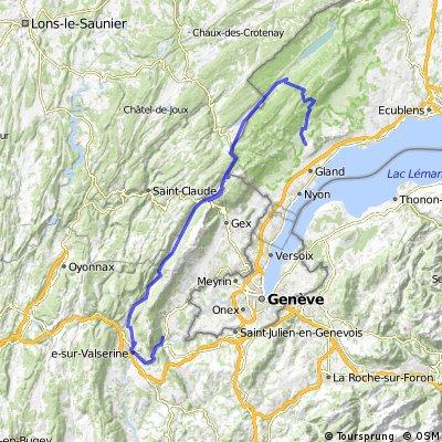 Collonges - Burtigny (Jura)