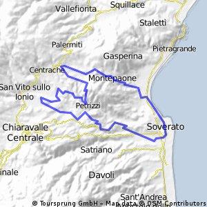 Soverato - Chiaravalle - Montepaone