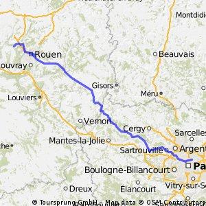 paris_ rouen