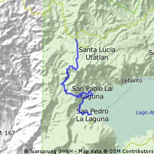 km148 to san pedro