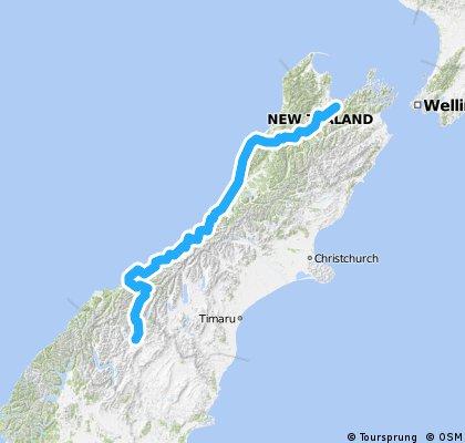 Abschnitt 4, Neuseeland