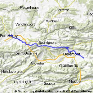 [VTT] Vicques - Porrentruy