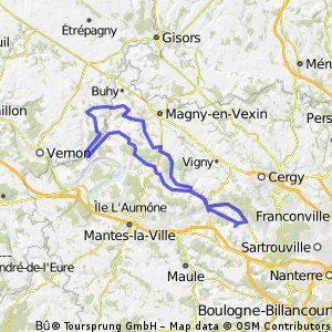 Vernouillet - Vernouillet (circuit)