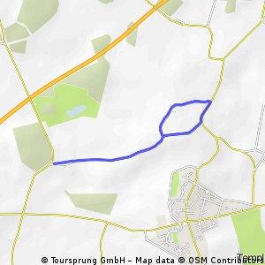 Billingbear Hill Circuit
