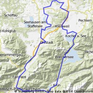 Garmisch Runde CLONED FROM ROUTE 248999
