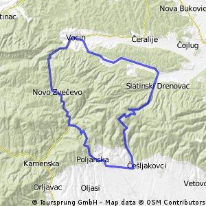 Nyugati Papuk kör