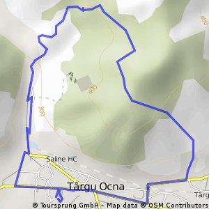 Calatorie intre Cer si Pamant - Targu Ocna 26 mai 2013