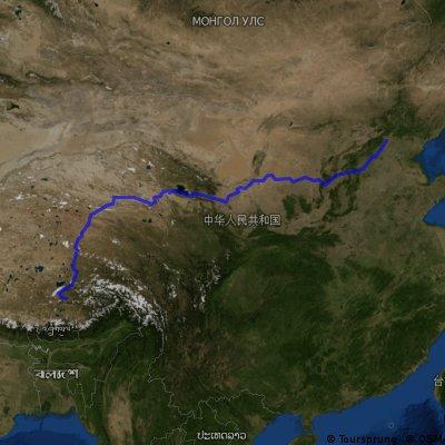 Lhasa Peking