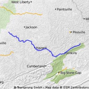 DAY 15 Booneville -