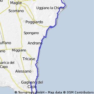 Matera-Salento Tappa 3