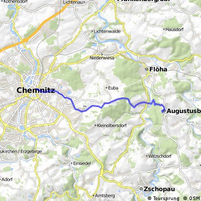 Chemnitz--Augustusburg