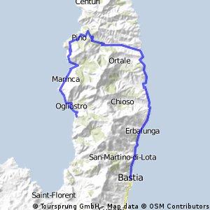 Corsica - Day 1
