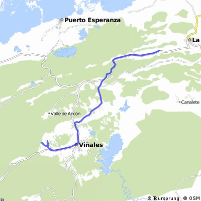 From La Palma to Vinales