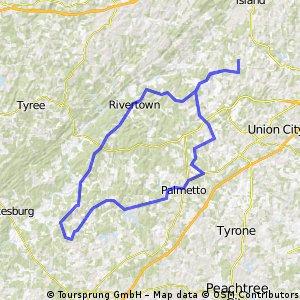 MACC Wild West 53 miles test