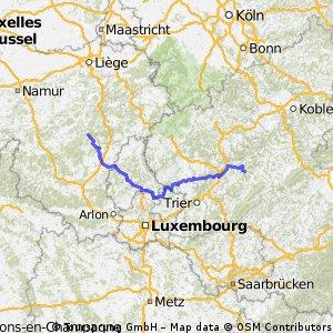 PlanB-LaRocheArdenne-Enkirch Mosel
