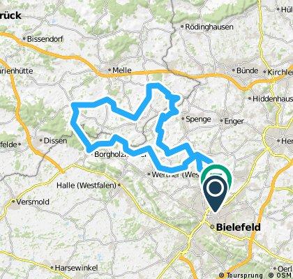 Sprintax Hoyel Riemsloh Wellhlzhsn 79km wellig