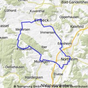 Tandem Northeim-Einbeck  Solling