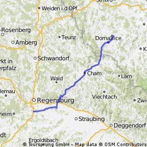 Regensburg - Vyrov