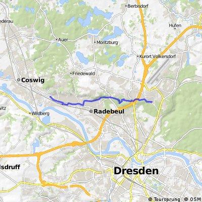 DD Hellerauer - RDB Oberlößnitz - RDB Autohaus Mellmann